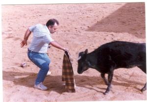 Padre torero